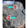 Texture N°22 - Comparatifs textures Martian Météorite examples