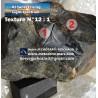 Texture N°12 - Fireball météorite