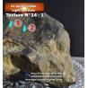 Texture N°14 - Oriented meteorite