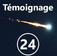 Temoignage n24 meteorite-mars.com