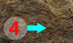 Texture comparative n21-2-4 meteorite-mars.com