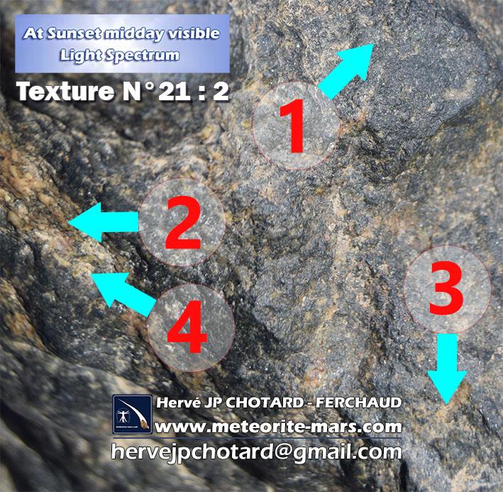 Texture n21-2 meteorite-mars.com