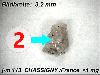 Texture comparative n21-3-2 meteorite-mars.com