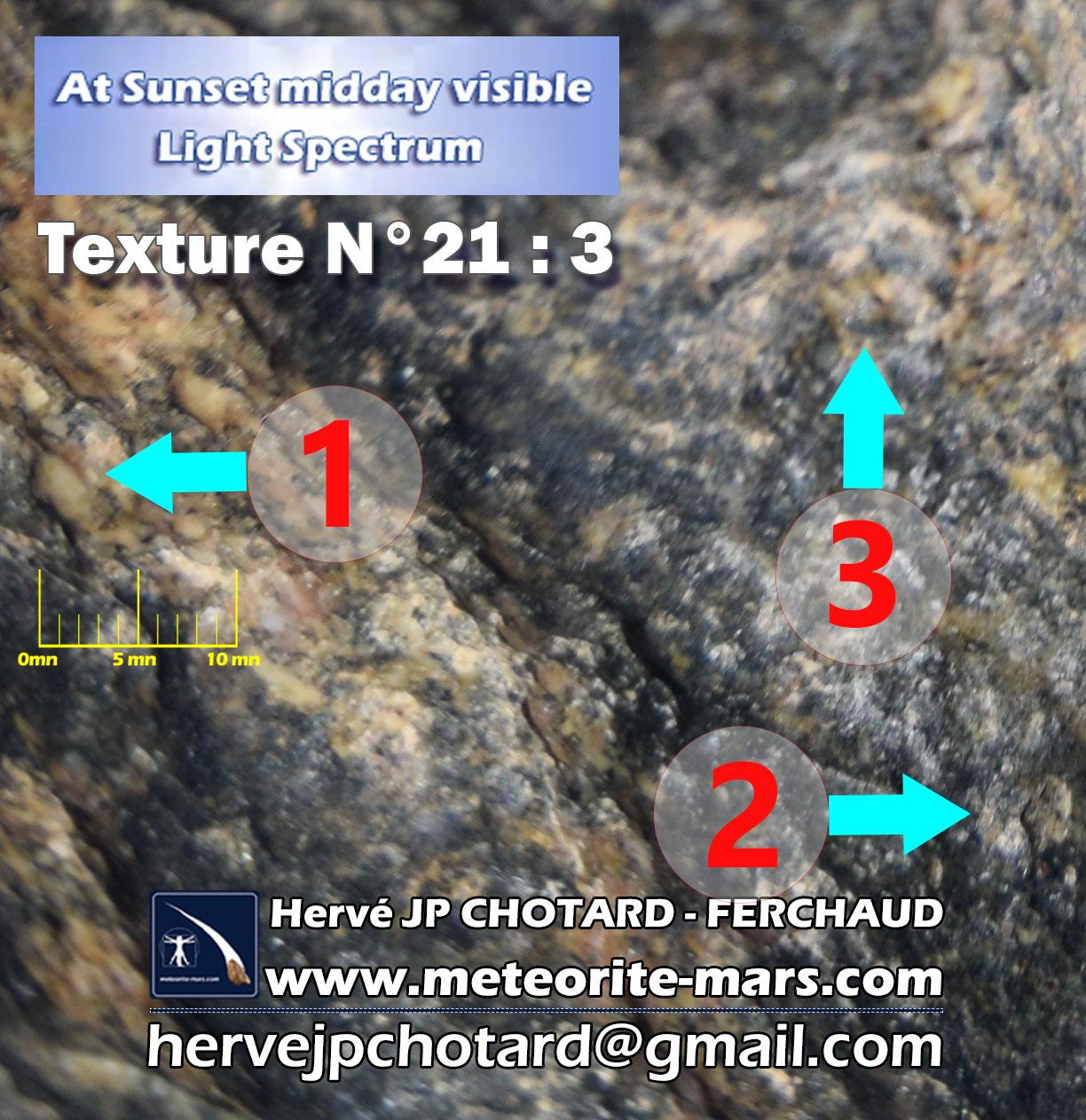 Texture n21-3 meteorite-mars.com