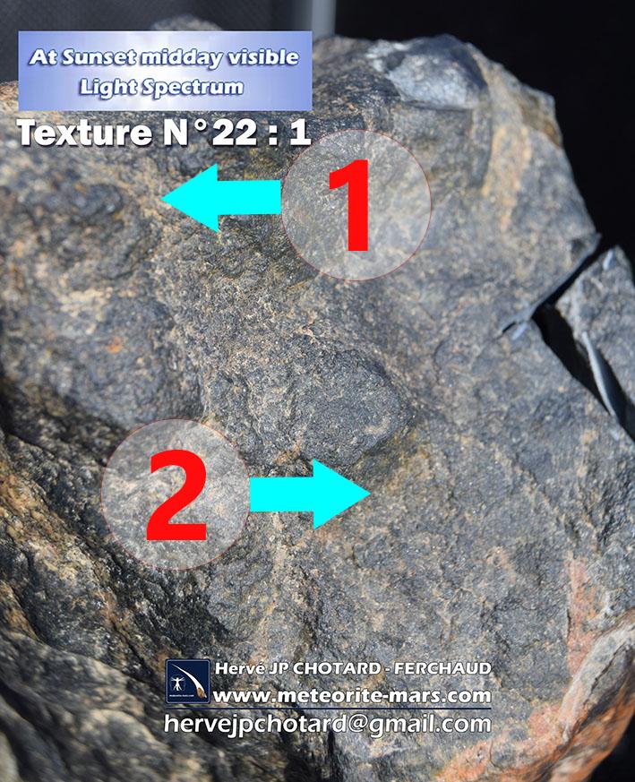 Texture n22-1 meteorite-mars.com