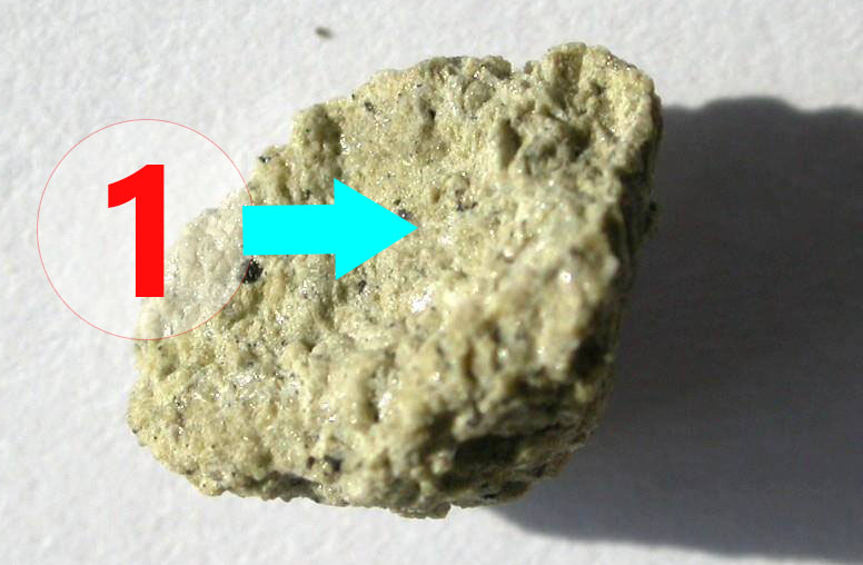 Texture comparative n22-2-1 meteorite-mars.com