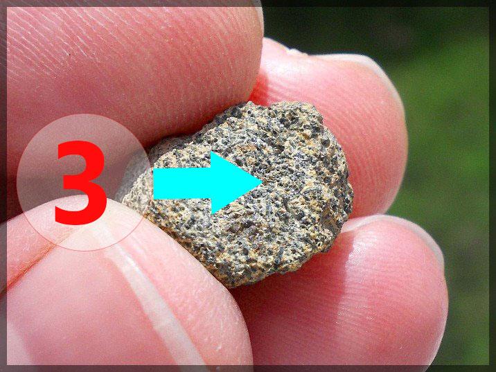 Texture comparative n22-3-3 meteorite-mars.com