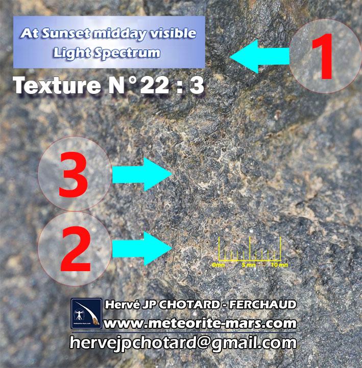 Texture n22-3 meteorite-mars.com