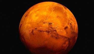 video of meteorite from mars